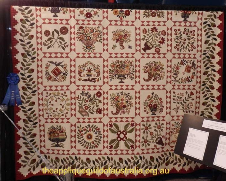 image of Rhonda Pearce Quilt