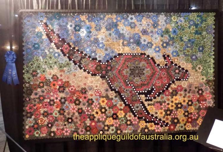 image of Vicki Bohnhoff quilt
