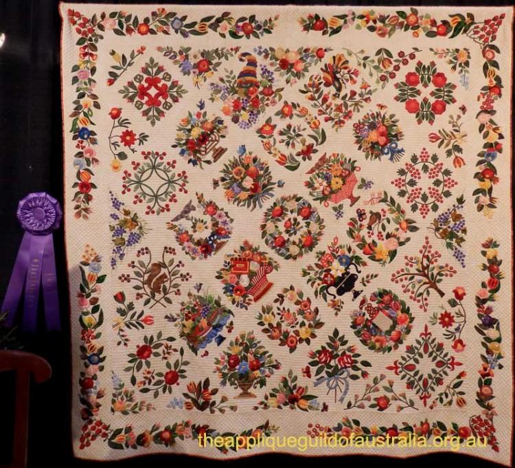 image of Margo Hardie's quilt
