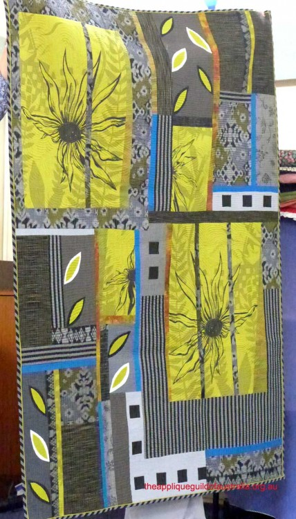 image of panel quilts