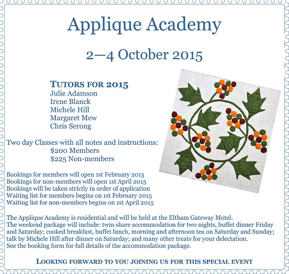 Applique Academy