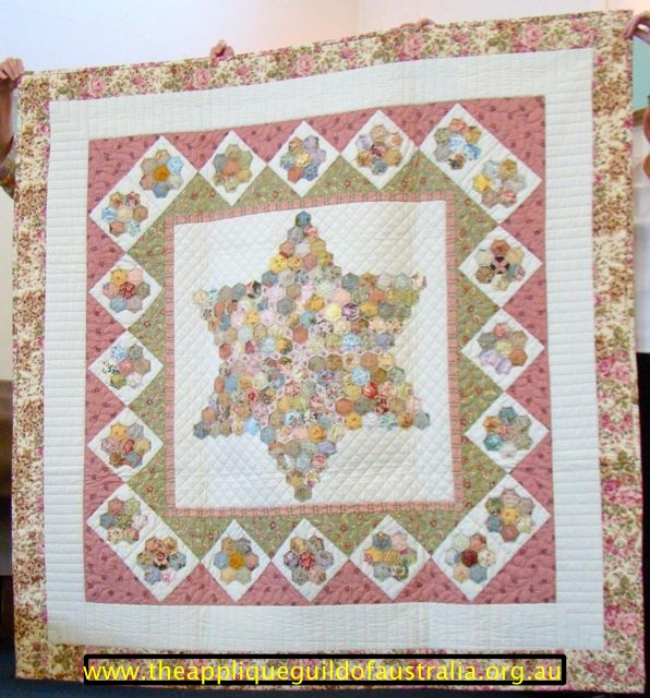 image of Remember Me quilt