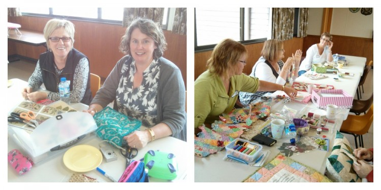 Lenora is in the first pic on the right - thanks for a lovely day!