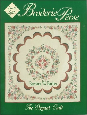 image of Broderie Perse by Barbara W. Walker