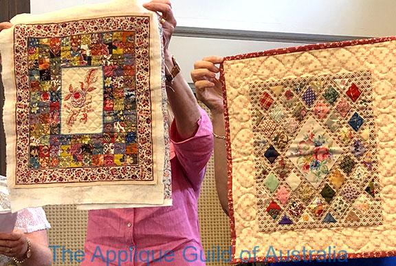 image of Ros's Doll Quilts